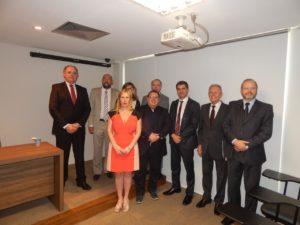 Casa do Registrador gaúcho recebe a posse da Nova Diretoria da Fundação Enore