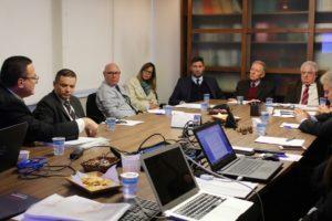 Reunião mensal do Fórum de Presidentes debate providências sobre a Resolução 80/2009 do CNJ