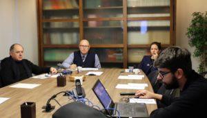 IRIRGS realiza reunião mensal de Diretoria