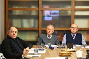 Colégio Registral do RS realiza reunião mensal de Diretoria