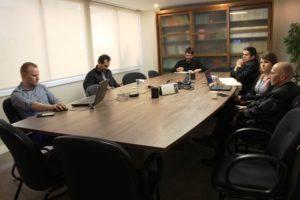 Reunião entre Colégio Registral, IRIRGS, Caixa Econômica e Sky define ajustes do Termo de Cooperação para início da Central de Registro de Imóveis