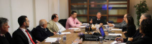 Colégio Registral do RS e IRIRGS promovem reunião conjunta de Diretoria