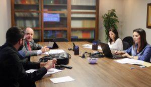IRIRGS realiza reunião de planejamento da entidade