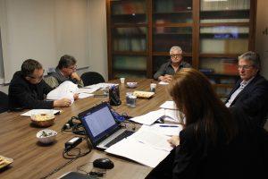 Presidentes das entidades de classe reúnem-se para debater assuntos de interesse