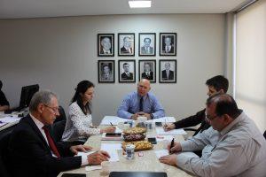 IRIRGS realiza reunião mensal de Diretoria e define novos projetos para a entidade