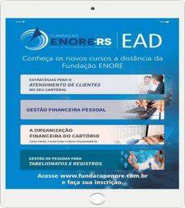 Conheça os cursos em EAD da Fundação Enore