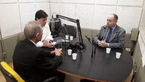 Programa Espaço Jurídico da rádio Bandeirantes aborda Central de Registro de Imóveis