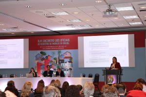 IRIB: Discurso de união e novos desafios marcam dia de abertura do XLVI Encontro dos Oficiais de Registro de Imóveis do Brasil em São Paulo