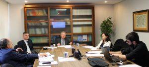IRIRGS realiza reunião de Diretoria e debate Central de Registro de Imóveis
