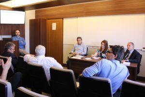 Diretoria da Anoreg/RS reúne-se com empresas de TI para debater implantação do QR Code nas serventias extrajudiciais