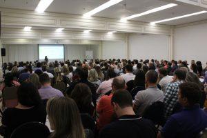 Curso sobre Provimento Nº 88/2019 do CNJ reúne 225 pessoas em Porto Alegre