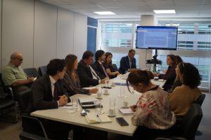 Anoreg/BR e institutos membros se reúnem no CNJ para dar continuidade aos debates da Agenda 2030