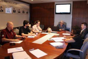 Equipe organizadora do XIV Encontro Notarial e Registral reúne-se em Porto Alegre