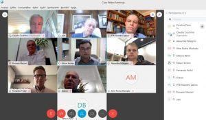 Anoreg/RS realiza reunião on-line com Banrisul para tratar de dívidas a protesto