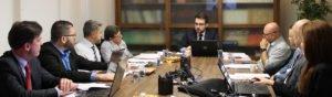Comissão de Emolumentos da Anoreg/RS realiza encontro para finalização da nova tabela de emolumentos