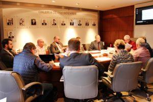 Fórum de Presidentes debate Provimento nº 74/2018 do CNJ em reunião
