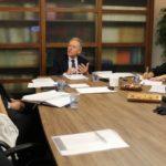 Colégio Registral do RS promove reunião de Diretoria extraordinária e define calendário de atividades para 2019