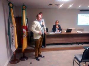 Workshops para apresentação da CRI-RS são realizados na sede do Colégio Registral