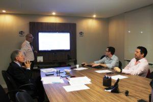 Presidentes do IRIRGS e Colégio Registral do RS reúnem-se para debater mudanças na CNNR e tabela de emolumentos