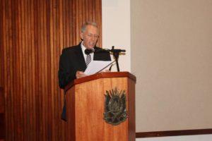 Confira na íntegra discurso do presidente do Colégio Registral do RS durante cerimônia de posse