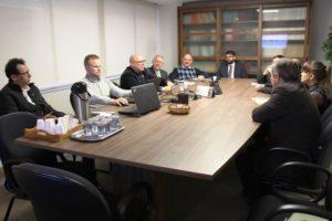Colégio Registral do RS e IRIRGS debatem CRI com Caixa Econômica