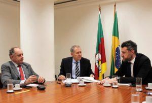 Colégio Registral participa de reunião com a Corregedoria Geral da Justiça do RS e Sindiregis