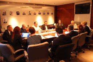 Reunião do Fórum de Presidentes define diretoria e estatuto da Anoreg-RS