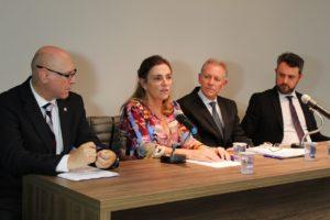 Cerimônia oficial marca o lançamento da Central dos Registradores de Imóveis do RS
