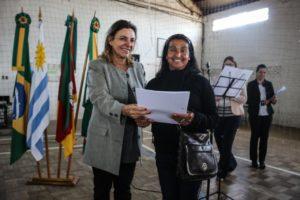 Cartório de Sant'Ana do Livramento recebe homenagem da CGJ/RS por programa de regularização fundiária