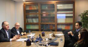 IRIRGS realiza reunião para alinhamento do plano orçamentário da entidade