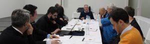 Colégio Registral do RS e IRIRGS realizam reunião de Diretoria em Santo Ângelo