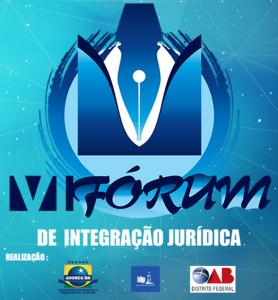 Inscrições abertas para o X Fórum de Integração Jurídica no dia 25.09