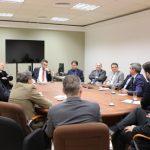 Comissão de Emolumentos reúne-se com juiz-corregedor para tratar da nova tabela