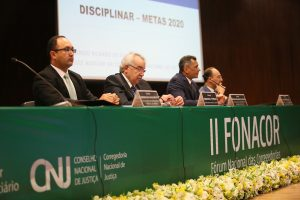 CNJ – Corregedores discutem aperfeiçoamento das áreas Disciplinar e Extrajudicial