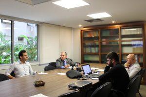 Reunião debate cronograma de implantação de novos módulos da Central de Registro de Imóveis