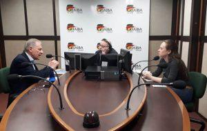 Anoreg/RS participa do programa Direto ao Ponto da rádio Guaíba e esclarece dúvidas sobre atividades extrajudiciais
