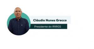 Presidente do IRIRGS convida registradores para o lançamento da CRI-RS
