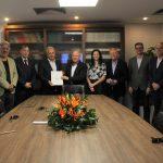 IRIRGS, Colégio Registral e prefeitura de Gravataí firmam convênio de cooperação mútua