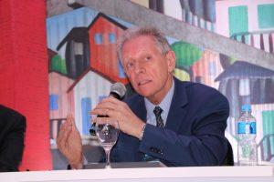 Presidente do Colégio Registral do RS participa de palestra no XLVI Encontro do IRIB em São Paulo