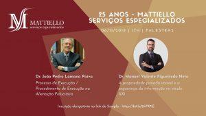 Clipping – Registro de Imóveis 1ª Zona – Mattiello Serviços Especializados Promove Encontro para Marcar os 25 anos de Atuação em Caxias do Sul