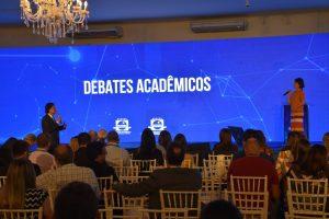 Debate Acadêmico abre as atividades do XXI Congresso Brasileiro de Direito Notarial e de Registro