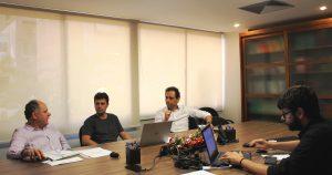Reunião do IRIRGS com Sky Informática define novas orientações e realiza feedback das atividades