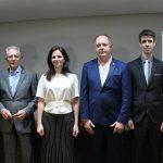 Diretoria eleita para o biênio 2020 – 2021 do IRIRGS toma posse na Casa do Registrador Gaúcho