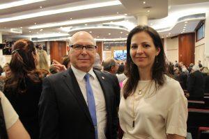 Presidentes do IRIRGS e Colégio Registral do RS prestigiam posse da nova administração do TJ/RS