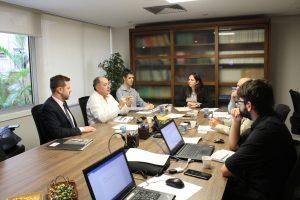 Diretoria do IRIRGS reúne-se em Porto Alegre