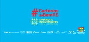 Faça download dos vídeos da campanha Cartórios do Bem e compartilhe com seus contatos!