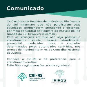 IRIRGS propõe ação conjunta entre registradores de imóveis nas redes sociais