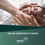 ATO DE DIRETORIA N 01/2021